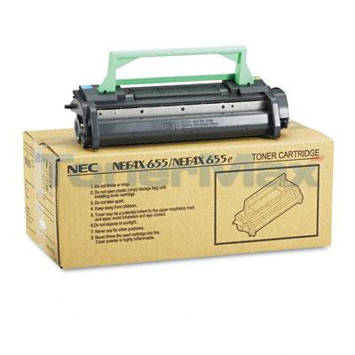 NEC 655 TONER BLACK